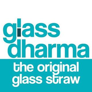 Glass Dharma Straws