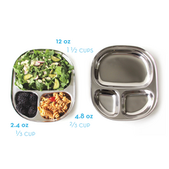 Portion control with ECOlunchbox