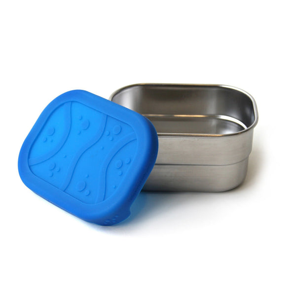 Blue Water Bento Snack Containers Splash Pod