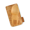 ECOlunchbox Accessories Spork and Cork