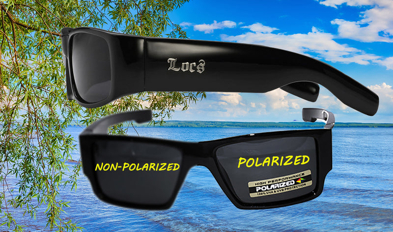 Locs polarized lens sunglasses 4