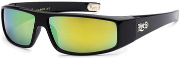 Locs  reflective colored mirror  lenses