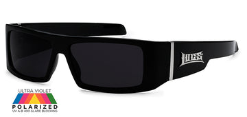 Premium Polarized Locs With Logo-PZ-9058bk