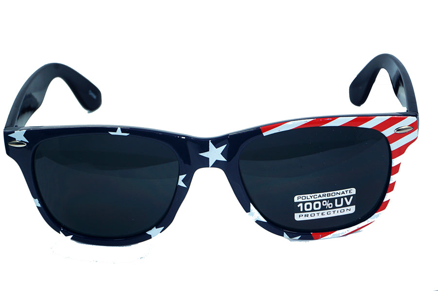 Air Force  patriotic Super Dark  Sunglasses