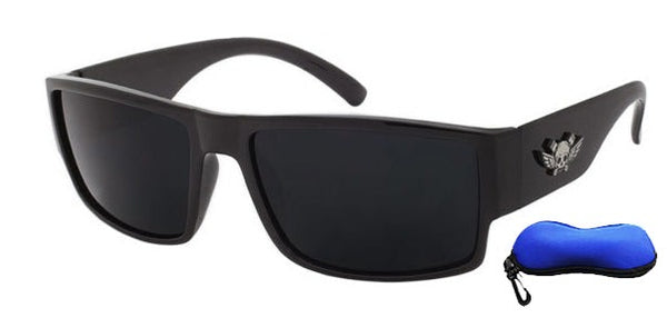 Super Dark ( Cat 4 ) Polarized Sunglasses