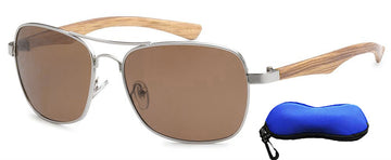 Unisex Premium Polarized Aviator