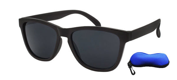 Classic locs  SUPER dark black sunglasses Cat 4
