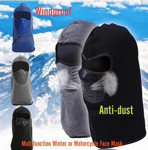 Windproof Face Mask