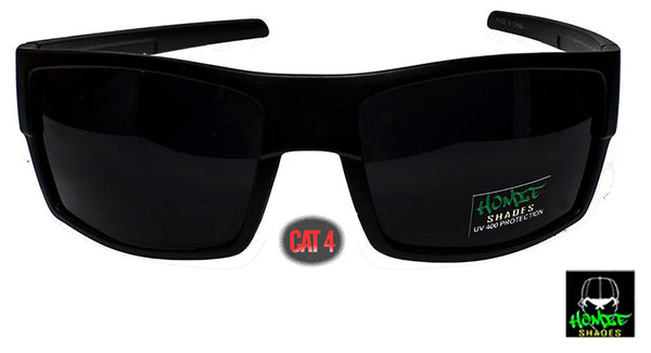 Locs  Super Dark Sunglasses / CAT 4