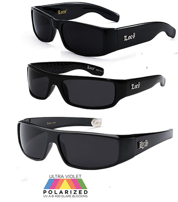 Locs Polarized Combo Deal W/Logo