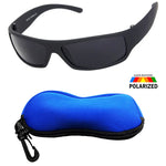 Men's Locs Polarized Lens Sunglasses