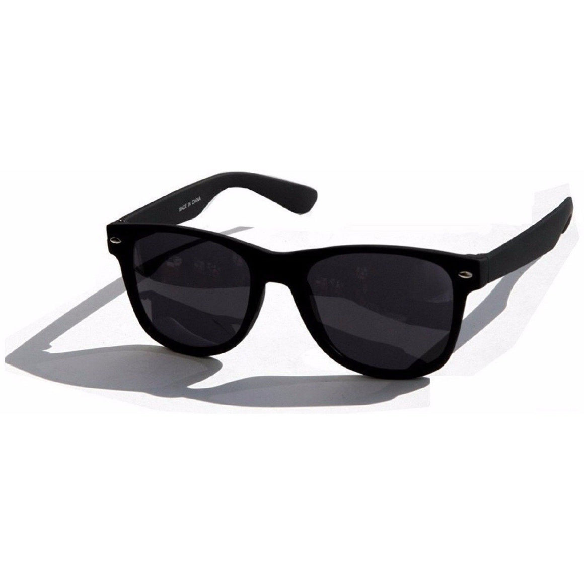 OG Veterano Gangster locs  SUPER dark black sunglasses Cat 4