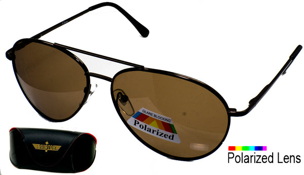Polarized Men Aviator Sunglasses