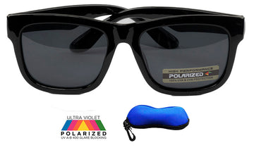 Premium Classic Polarized Locs With Logo-pzloc66206