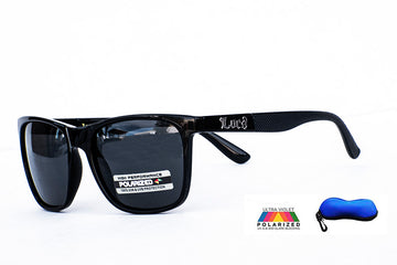 Premium Classic Polarized Locs With Logo-pzloc87044
