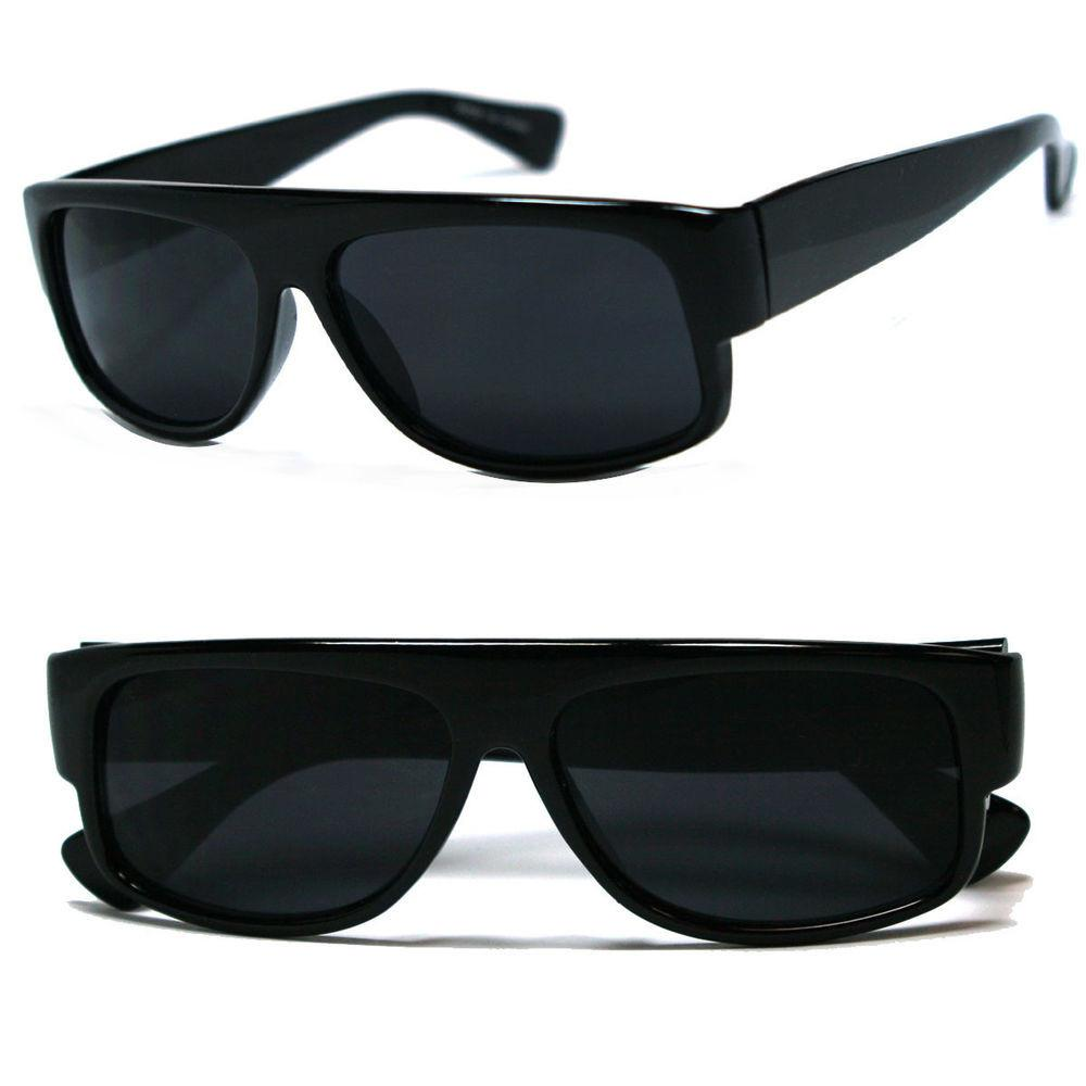 Old school Super Dark  Locs Sunglasses