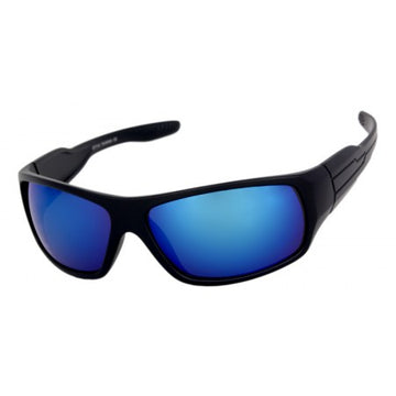 Dark  Blue reflective  mirror lens