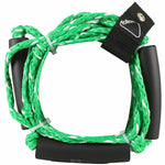 Follow Wake Basic Surf Rope Grn/Wht