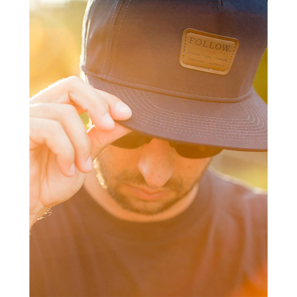 Follow Wake Corp Mens Cap