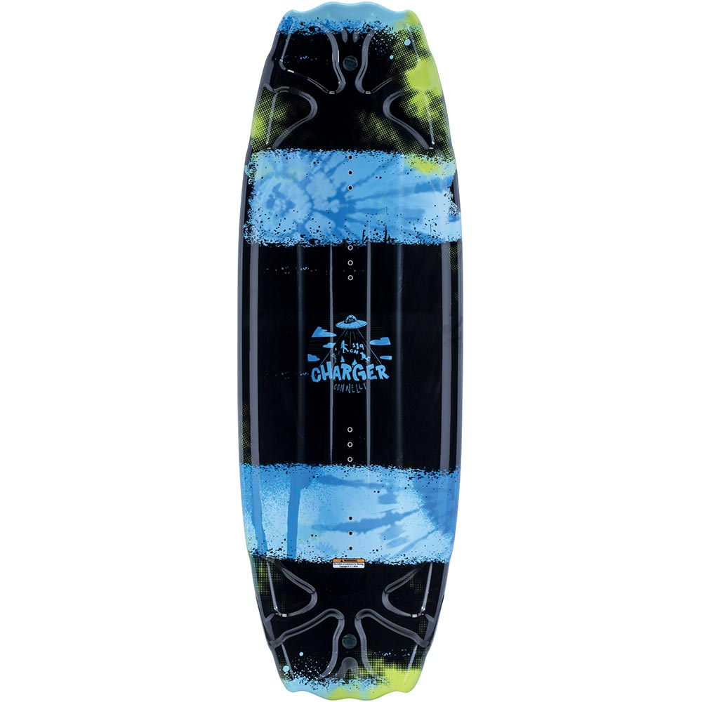 2019 Connelly Charger 119 Blank w/fins Wakeboard