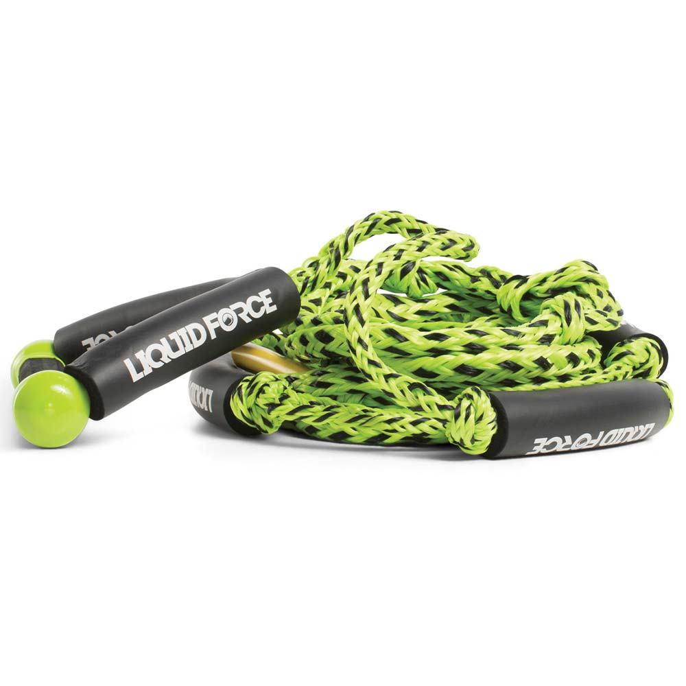 "2020 Liquid Force Surf 9"" Handle Knotted Rope"