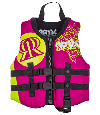 2018 Ronix August Girls Child- CGA Life Vest