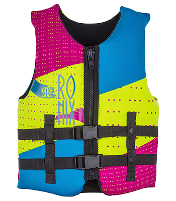 2018 Ronix August Girls Youth - CGA Life Vest
