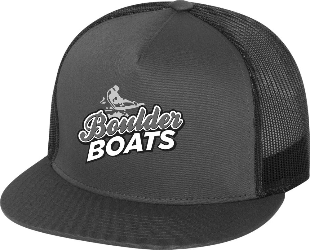 "Boulder Boats ""Coors Style"" Hat"
