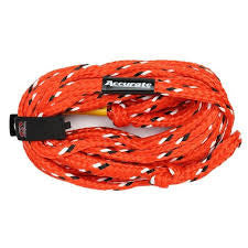 HO Sports Accurate 6K 60-Foot Multi-Rider Tube Rope
