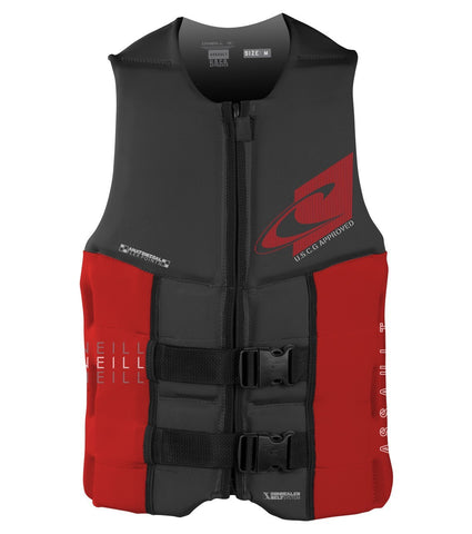 O'Neill Assault Red/Black