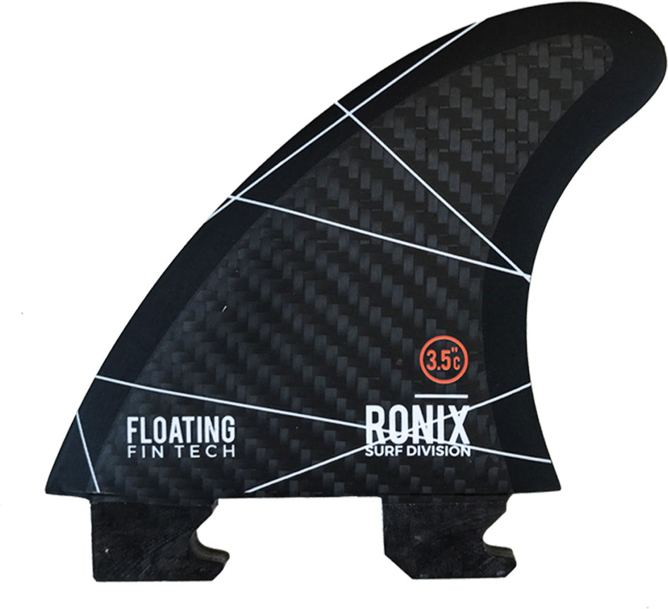 2020 Ronix Floating Fin Fiberglass Charcoal
