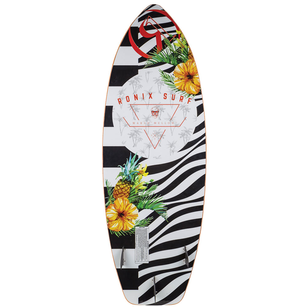 "Marsh ""Mellow"" Thrasher-Orange Pineapple Express WakeSurf"