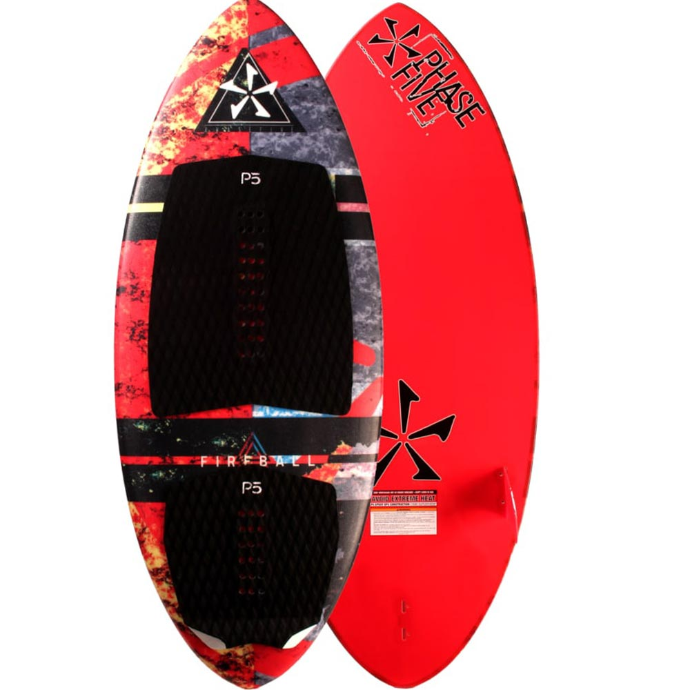 2018 Phase Five Fireball Hybrid WakeSurf