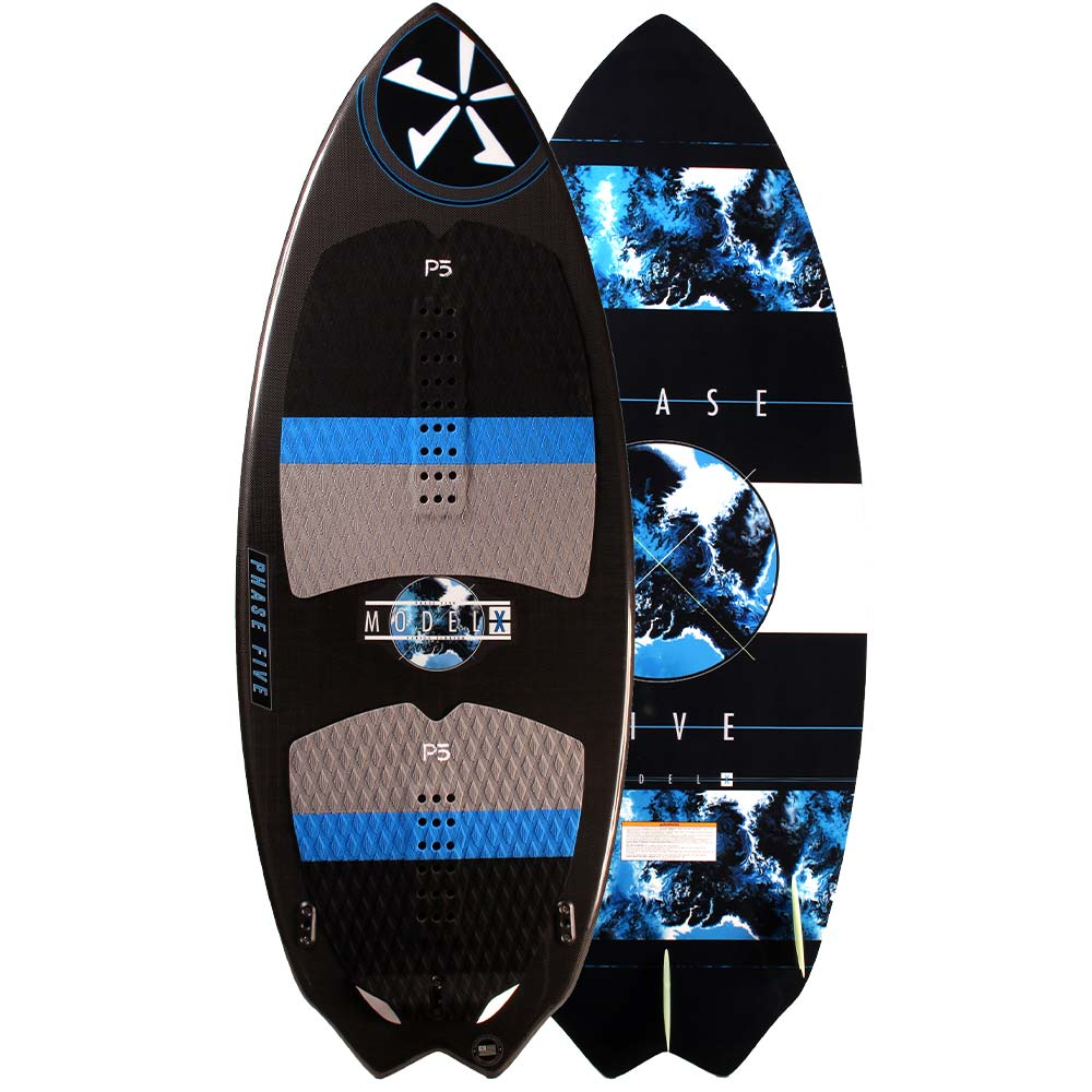 2018 Phase Five Model X WakeSurf