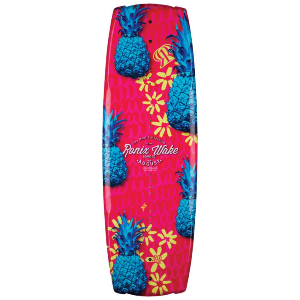 2018 Ronix August - Pink / Tropical Express - 120 Wakeboard