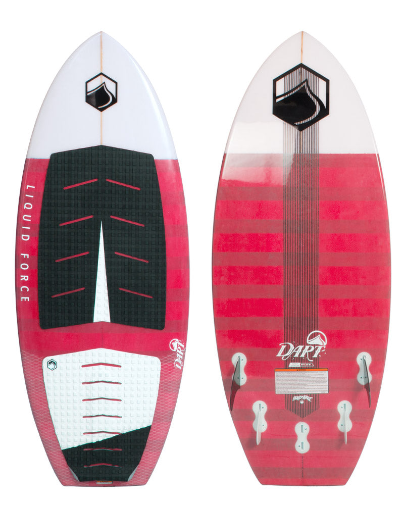 2017 Liquid Force Dart WakeSurf