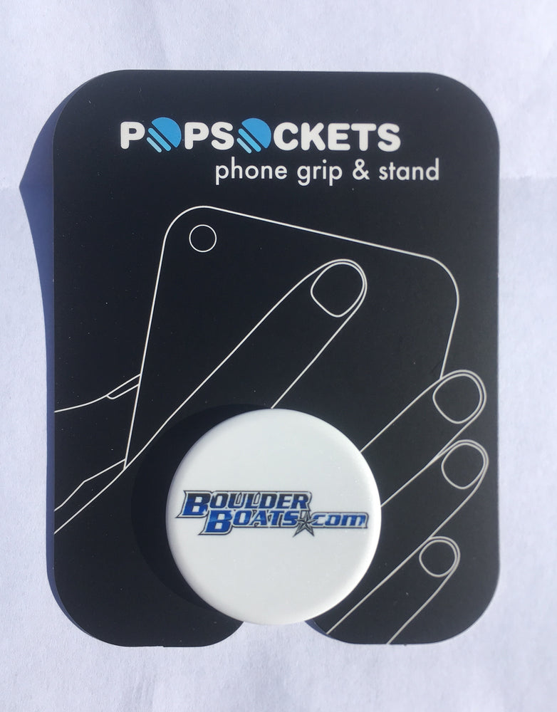 Boulder Boats Pop Socket