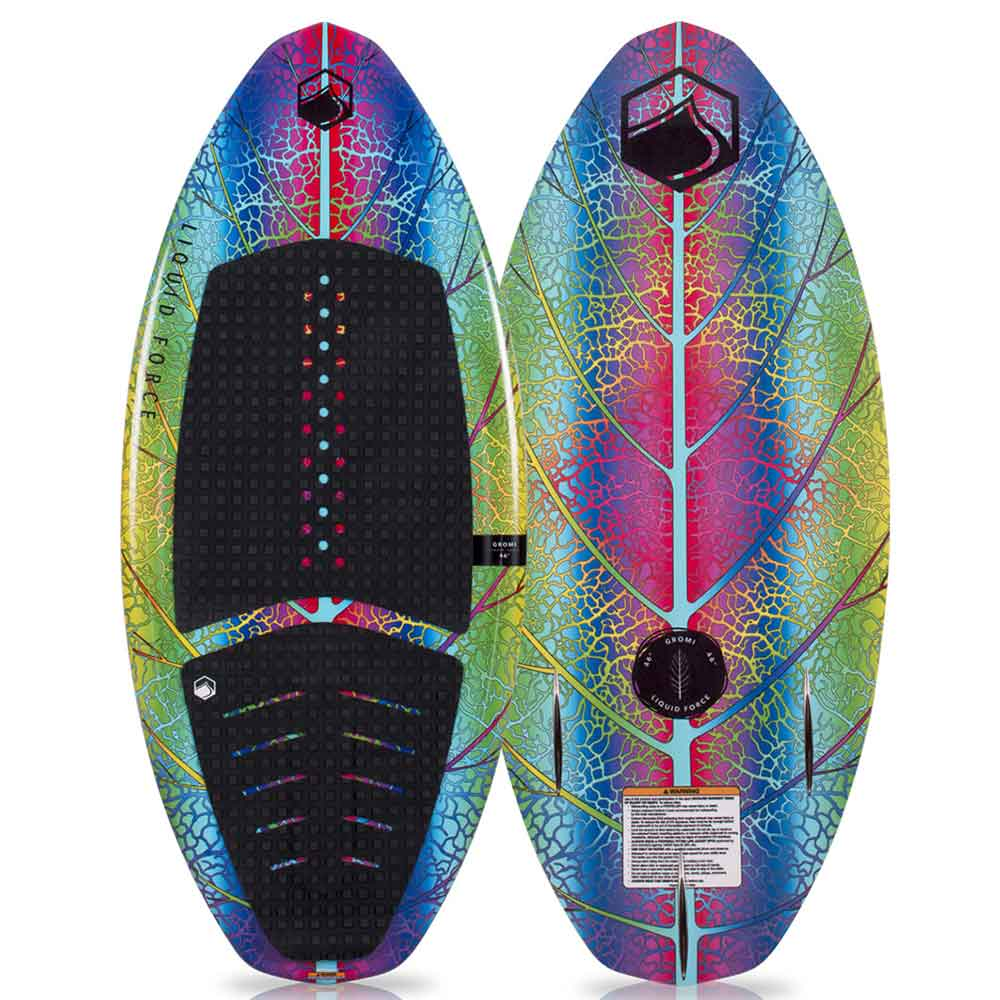 "2020 Liquid Force Gromi 46"" WakeSurf"