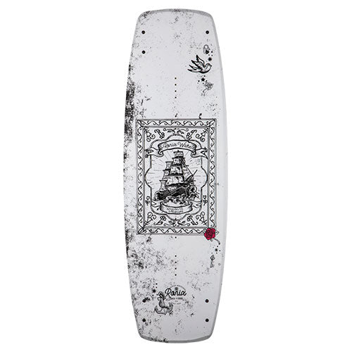 2018 Ronix Quarter Till Midnight SF Sailor White Wakeboard