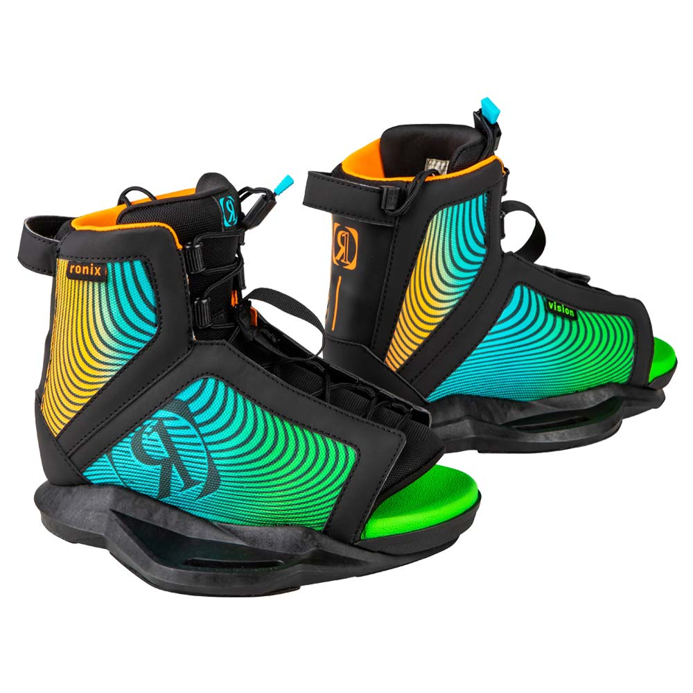 2020 Ronix Vision Boy's Bindings
