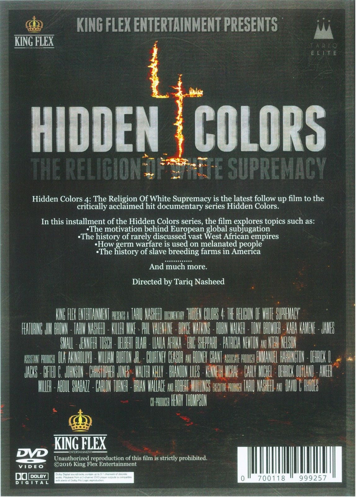 hidden colors Synopsis: hidden colors is a documentary about the real and untold history of people of color around the globe this film discusses some of the reasons the.