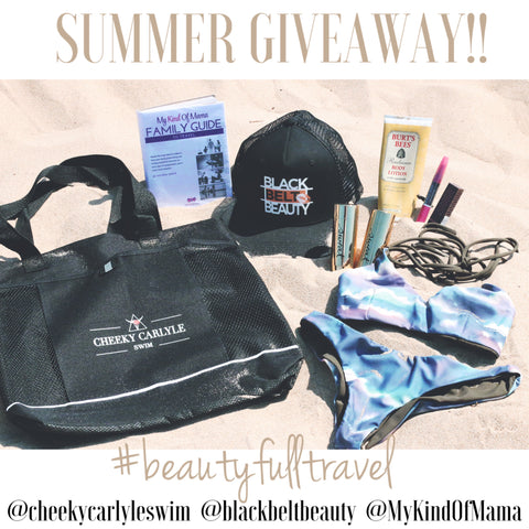 beautyfull summer giveaway cheeky carlyle swim