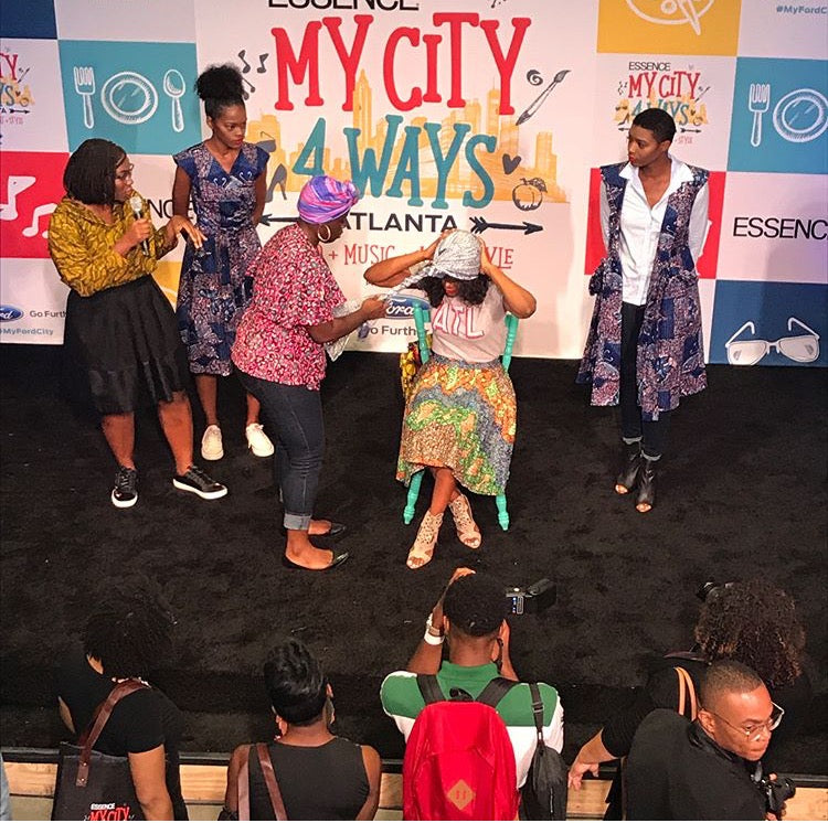 My City 4 Ways Atlanta with Ford/ESSENCE Recap