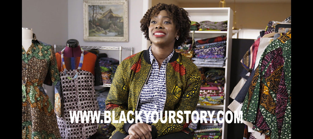 Charlene Dunbar's story: bringing African fashion to the forefront