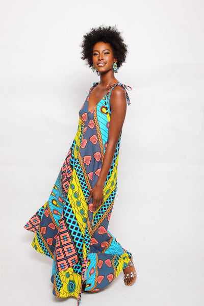 Kona Gown - Sorbet - suakoko betty