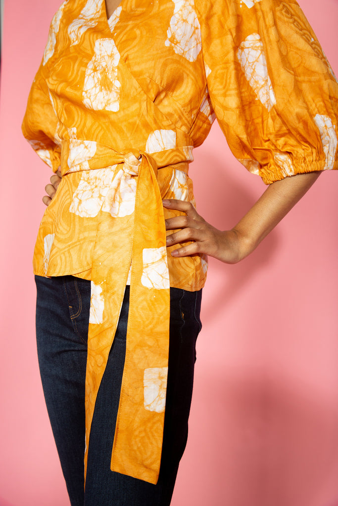 Makeba Blouse - suakoko betty