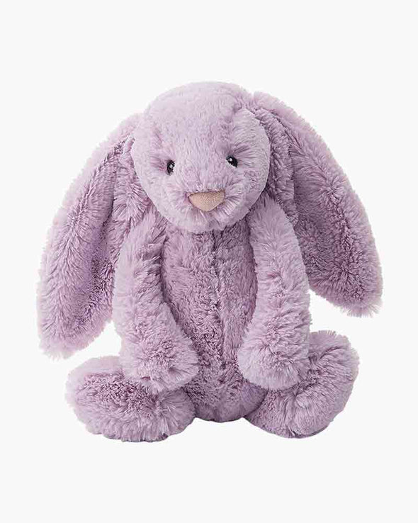 Bashful Medium Lilac Bunny