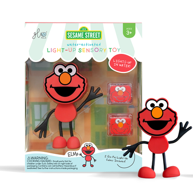 Elmo Glopals Light Up Character