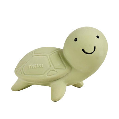 Natural Rubber Turtle Rattle