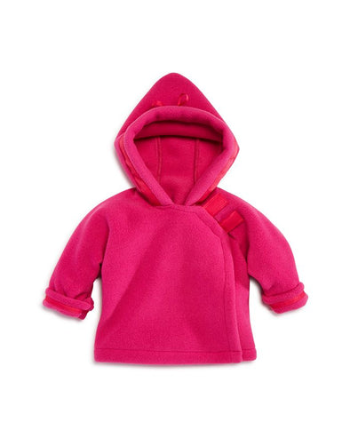 Fuchsia Warmplus Fleece Coat